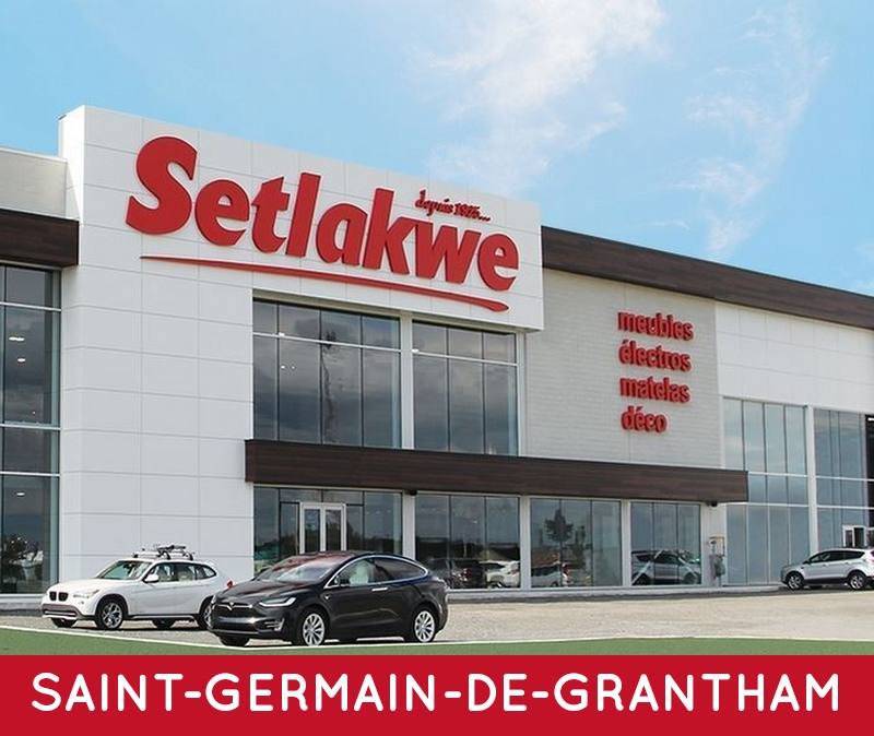 Magasin Setlakwe Saint-Germain-de-Grantham